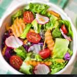 Betriebshaftpflichtversicherung Gastronomie: Salat